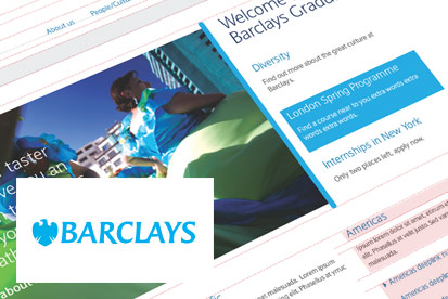 Barclays Careers project thumbnail
